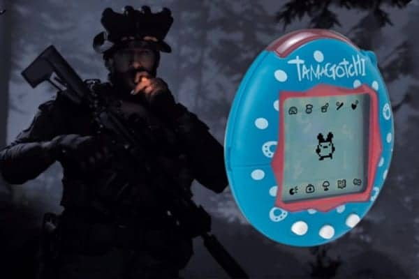 "Ada ""Tamagotchi Buas"" di Call of Duty: Modern Warfare"