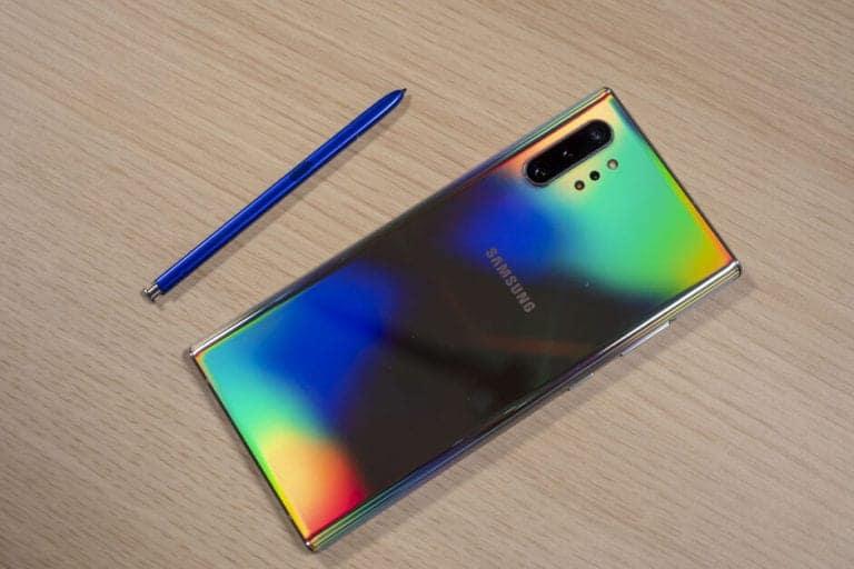 "Samsung Galaxy Note 10 Bisa ""Zoom-in"" Suara untuk Merekam"