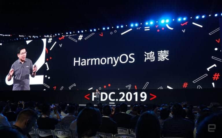 Bukan HongMeng, Huawei Siapkan HarmonyOS Gantikan Android