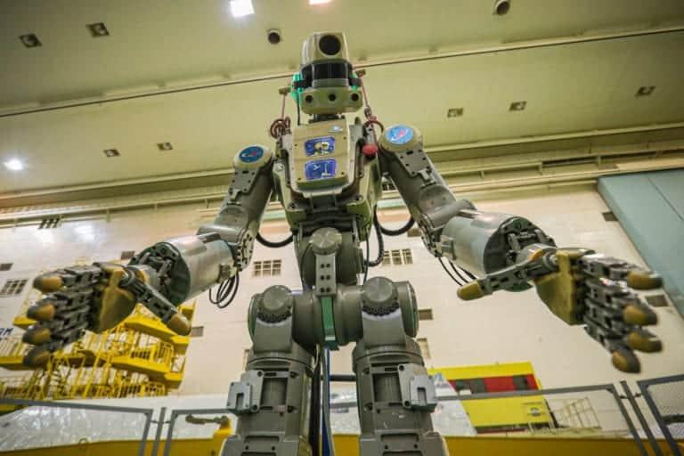 Rusia Kirim Robot Humanoid ke ISS, Mau Ngapain?