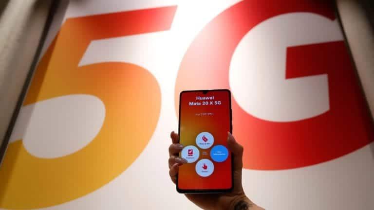 Inggris akan Adopsi Jaringan 5G Bikinan Huawei?