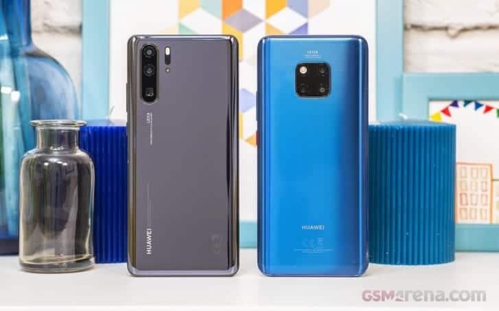 Huawei Daftarkan Tiga Merek Dagang Baru, P300, P400 dan P500