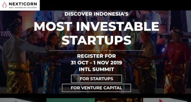 NextICorn Undang Startup dan VC Daftar Summit 2019
