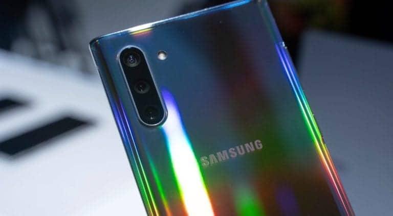 Pengiriman Samsung Galaxy Note 10+ Bakal Telat