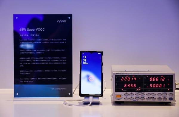 Edan! Ngecas Smartphone Cuma 30 Menit Pakai 65W SuperVOOC 2.0