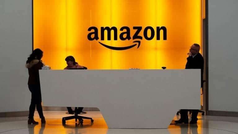"""Tinggalkan Kartu Kredit, Bayar di Amazon Cukup """"Pindai Telapak Tangan"""""""