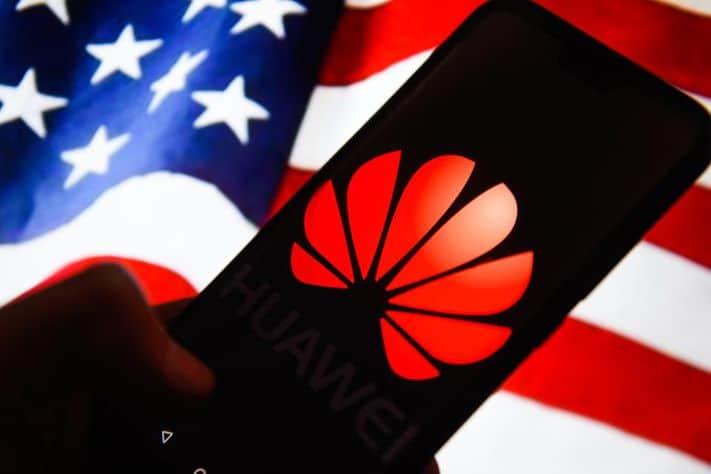 "Tak Ada ""Unsur Amerika"" di BTS 5G Huawei"