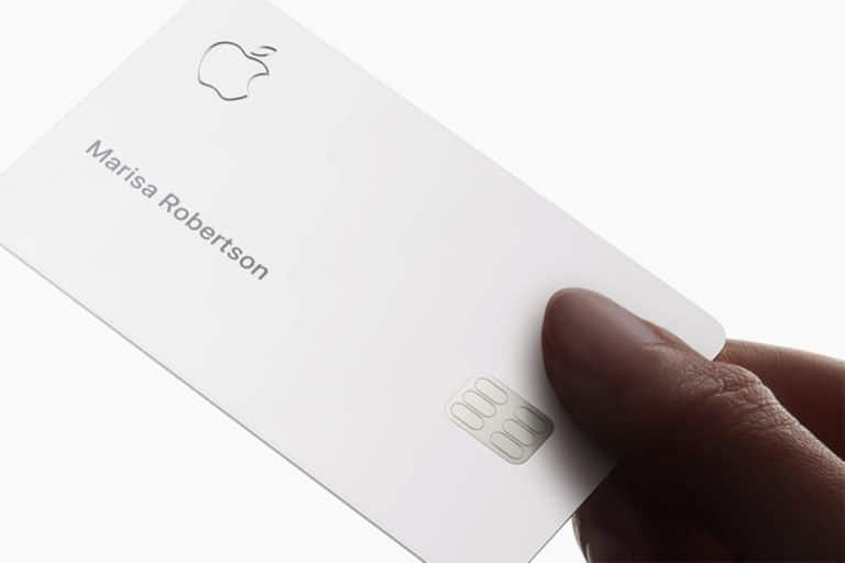 Waduh! Apple Card Bisa Jadi Pisau Dapur