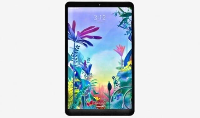 LG Kembali ke Ranah Tablet dengan G Pad 5?