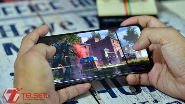 Gaming Test Samsung Galaxy A80: 5 Game Terberat Dilibas Habis