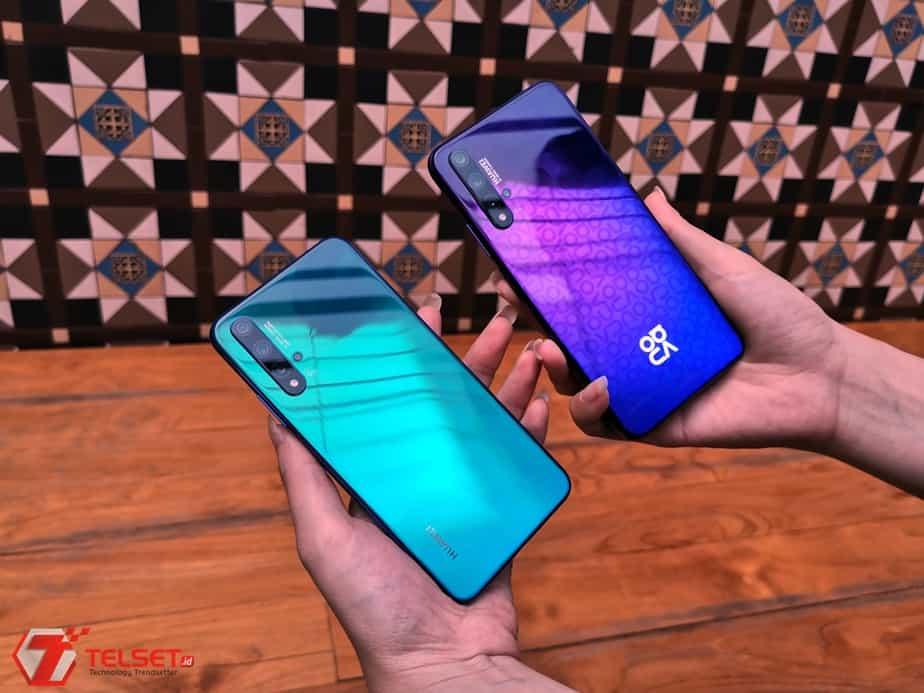 HP Terbaru Huawei Nova 5T