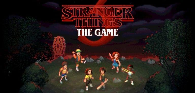 Asyik!! Game Stranger Things Hadir di iOS dan Android