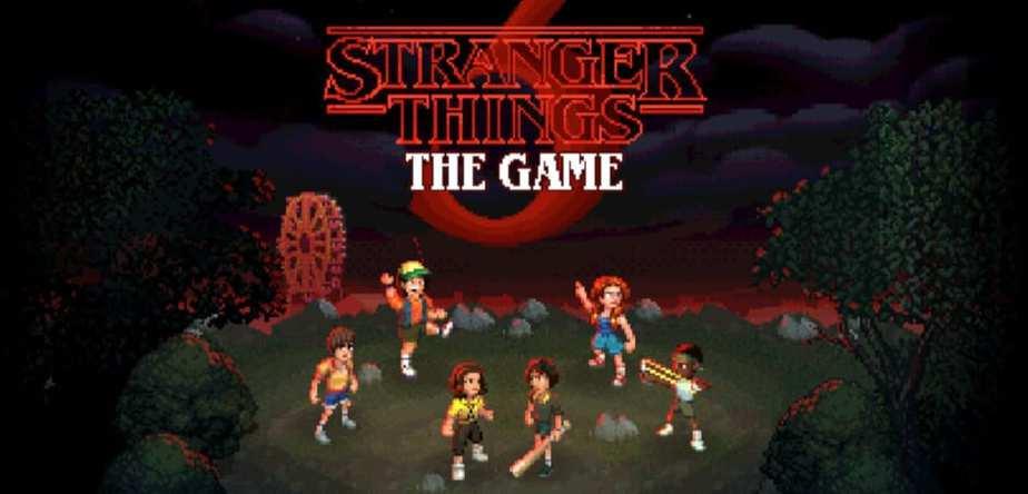 Game Stranger Things
