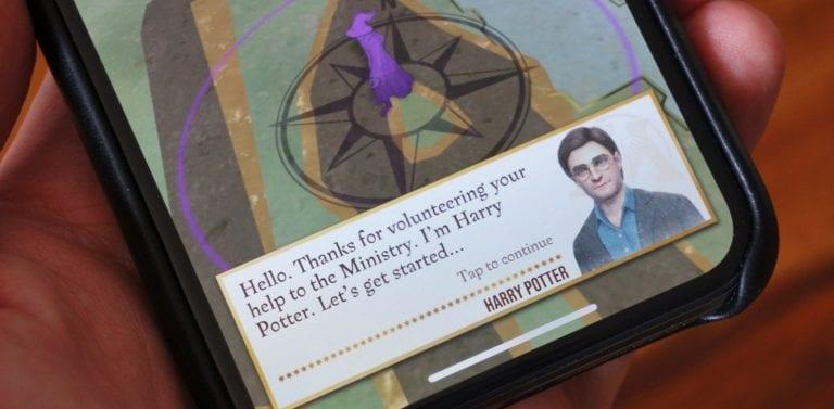 Adventure Sync Segera Hadir di Harry Potter: Wizards Unite