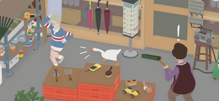 20 September, Untitled Goose Game Rilis di Mac & Windows PC