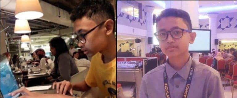 Jago Coding, Bocah 13 Tahun Ini Punya Penghasilan Rp 168 Juta