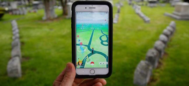 Pemain Pokemon Go Dilarang Masuk Rumah Orang