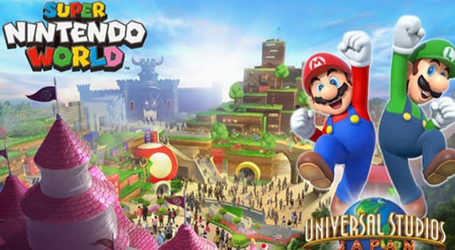 Siap-siap! Taman Hiburan Nintendo Bakal Hadir di Jepang