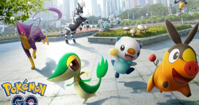 Pembaruan Pokemon GO Bawa Banyak Pokemon Baru