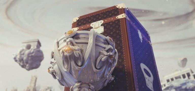 Louis Vuitton Bikin Tas untuk eSports Summoner's Cup