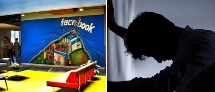 """Stres dengan """"Budaya"""" Perusahaan, Karyawan Facebook Nekat Bunuh Diri"""