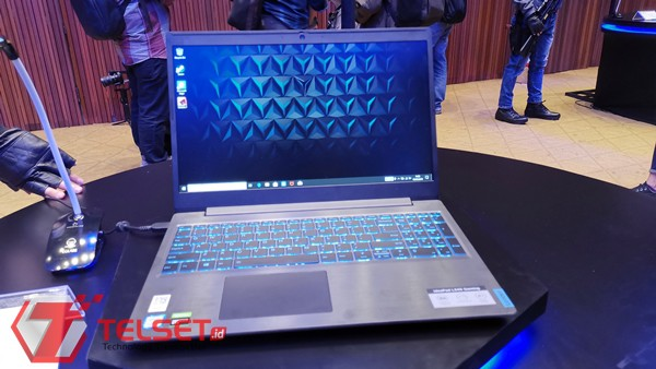 IdeaPad L340 Gaming Diluncurkan, Spek ala Lenovo Legion