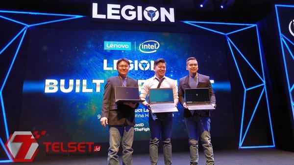 Trio Lenovo Legion Dirilis di Indonesia, Harga Mulai Rp 14 Jutaan