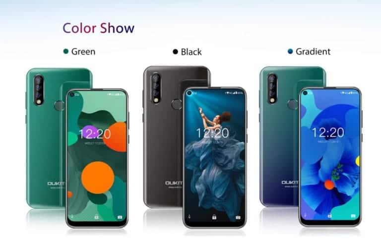 Oukitel C17 Pro, Ponsel Entry-Level Rasa Premium