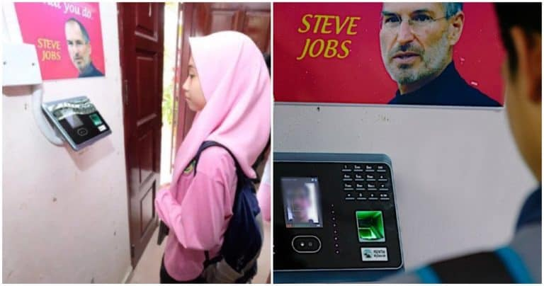 Absen Siswa Sekolah di Malaysia Pakai Teknologi Pengenalan Wajah