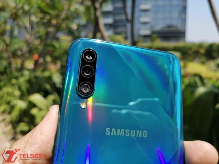 Segera Meluncur, Desain Unik Samsung Galaxy A51 Terungkap