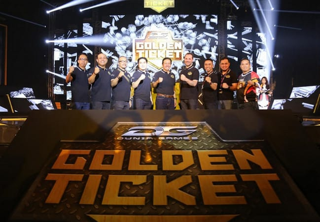 "Telkomsel Gelar Turnamen eSports ""Dunia Games Golden Ticket 2019"""
