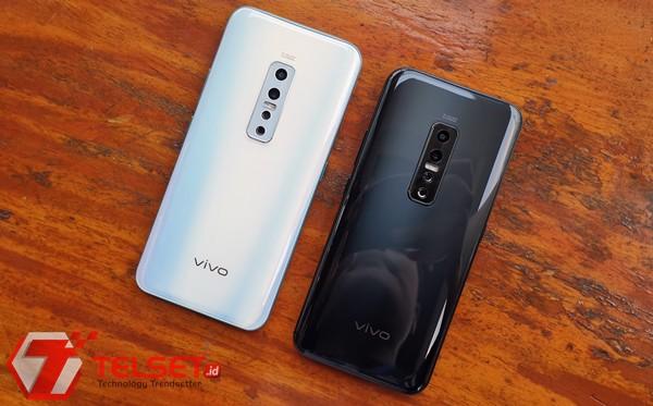Tampang Smartphone Enam Kamera Vivo, V17 Pro