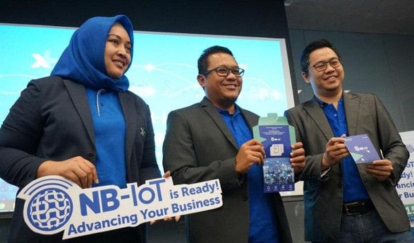 Garap Pasar IoT, XL Komersialkan Jaringan NB-IoT di 31 Kota