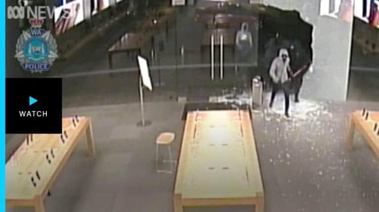 Kelompok Pencuri Gasak iPhone Senilai Rp 4,2 Miliar