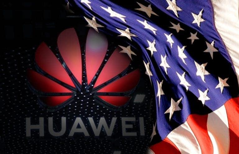 AS Keukeh Embargo Huawei Meski Perang Dagang Usai