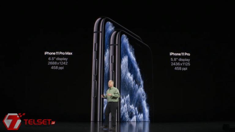Powerful dan Premium, Ini Spesifikasi dan Harga iPhone 11 Pro