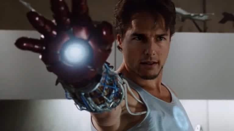 Sah! Tom Cruise Gantikan Robert Downey Jr Jadi 'Iron Man' [Video]