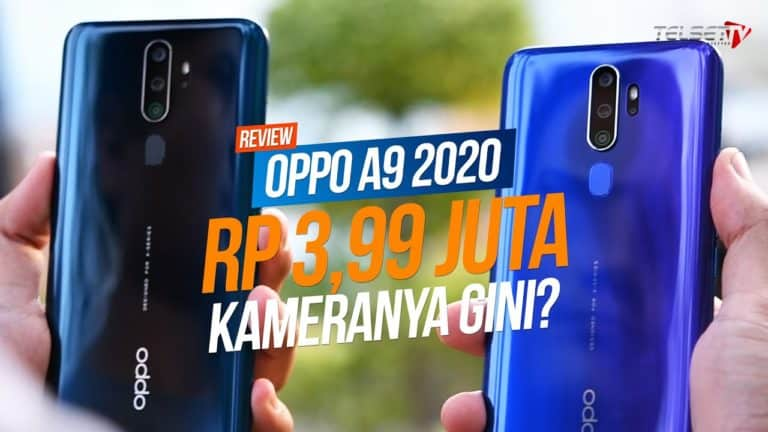 Oppo A9 2020 Review: Rp 3,99 Juta Kameranya Gini?