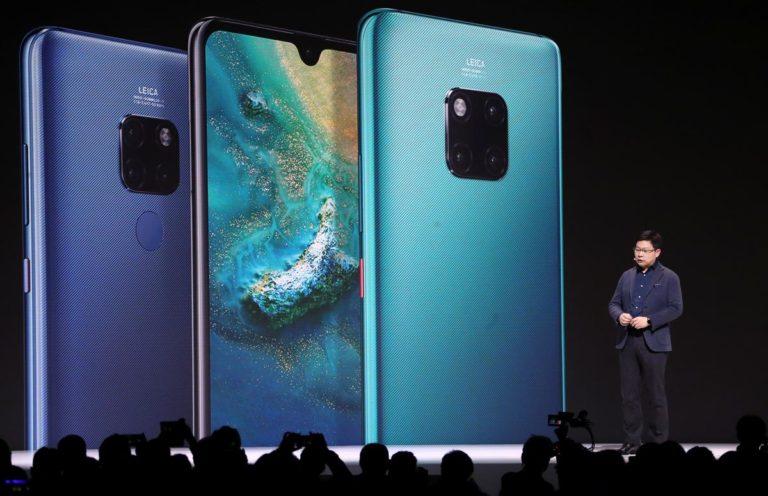 Huawei: Mate 30 Series Lebih Baik dari Trio iPhone 11