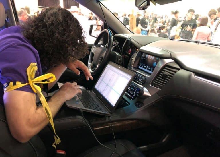 Bagaimana Produsen Mobil Memerangi Pembajak Siber?