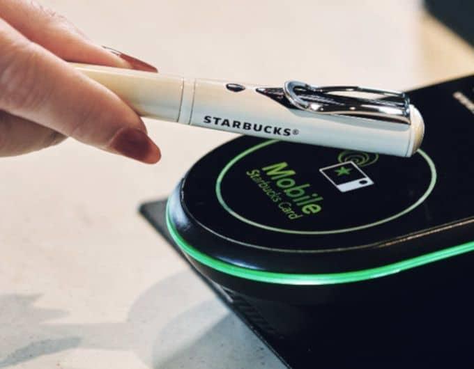 Unik! Pena Starbucks Bisa Dipakai untuk Membayar Kopi