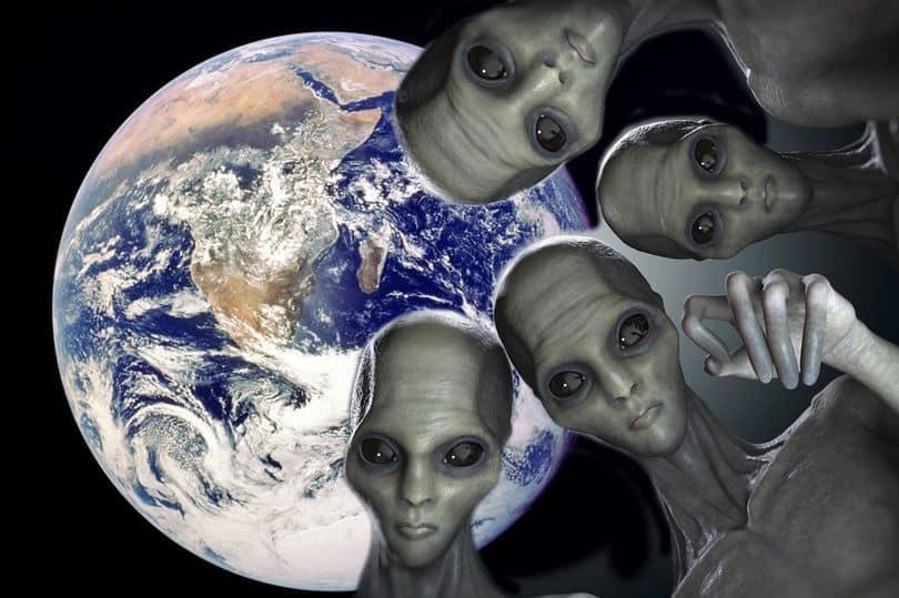Pemburu Alien manusia