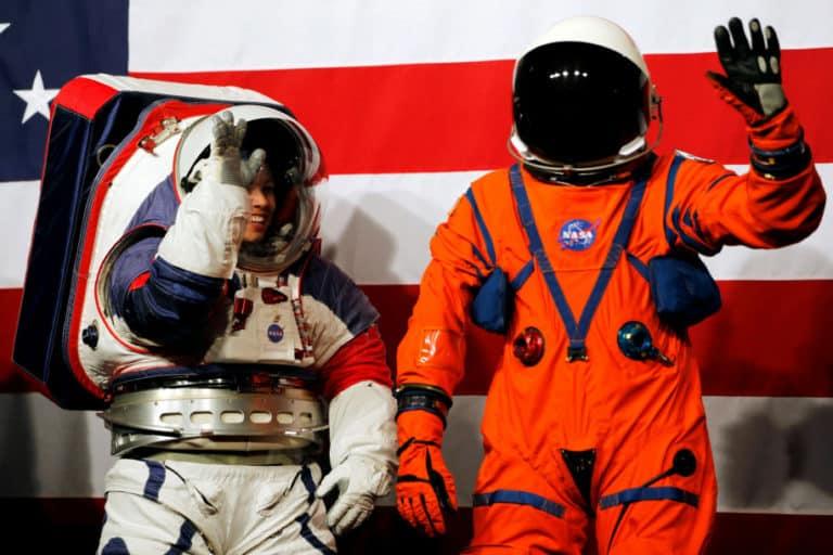 NASA Perkenalkan Pakaian Baru untuk Astronot di Bulan