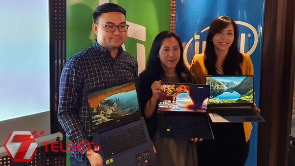 3 Laptop Acer Terbaru dengan Intel Core Generasi 10 Dirilis di Indonesia