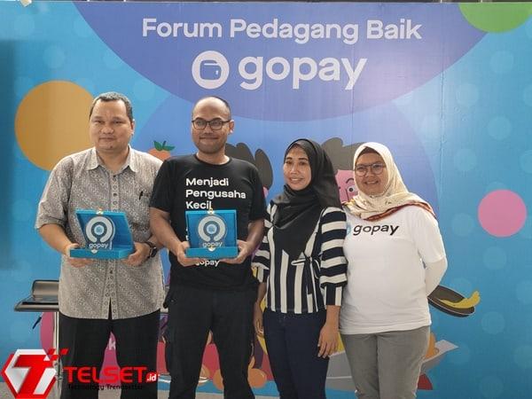 GoPay Siap Dorong Inklusi Keuangan Pelaku UMKM
