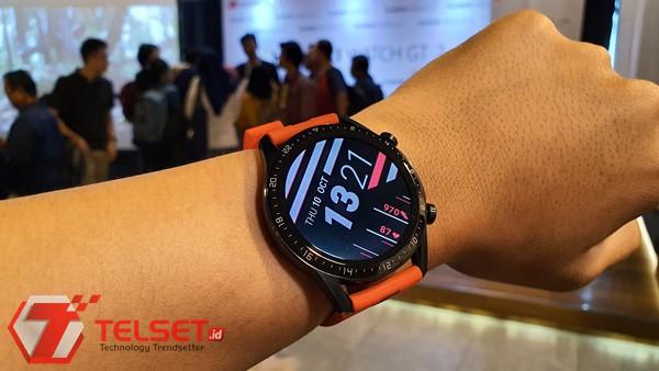Huawei Watch GT 2 Dirilis, Baterainya Bisa Tahan 2 Minggu