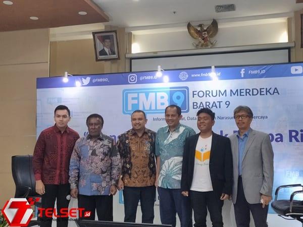 Tahun Depan, BAKTI akan Bangun 2.000 Menara BTS di Papua