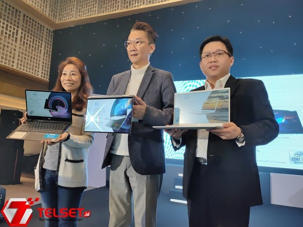 Dell XPS 13 Rilis di Indonesia dengan Intel Core 10th Gen
