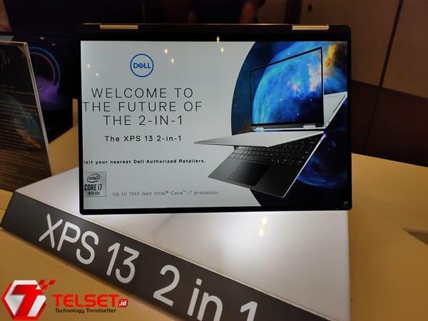 Sasar Pengguna Profesional, Berapa Harga Dell XPS 13 2-in-1?