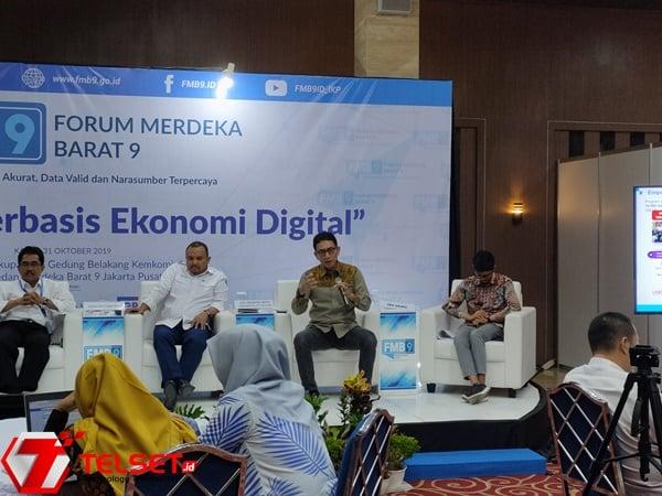 Ini Tiga Jurus Telkom Bangun Ekonomi Digital